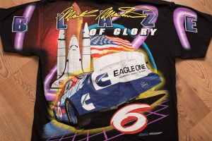 Mark Martin Blaze of Glory T-Shirt