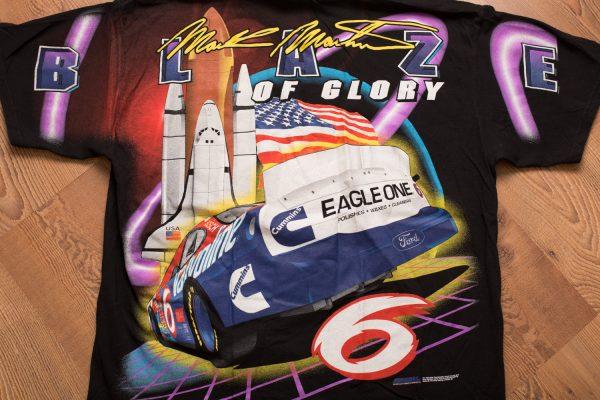 Mark Martin Blaze of Glory T-Shirt