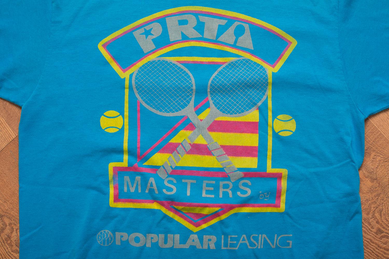 PRTA Masters Tennis T-Shirt