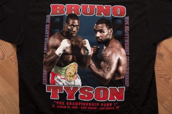 1996 Bruno vs Tyson T-Shirt