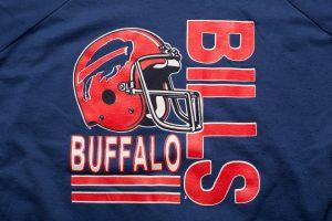 80s Buffalo Bills Garan Sweatshirt