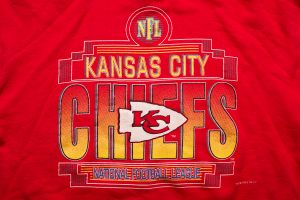 1993 Kansas City Chiefs Sweatshirt