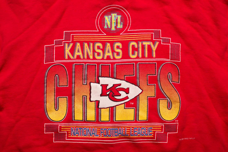 1993 Kansas City Chiefs Sweatshirt