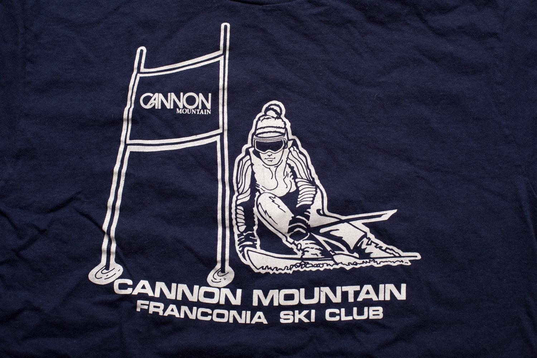 Cannon Mountain Ski Club T-Shirt