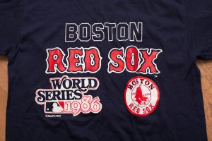 Boston Red Sox 1986 World Series T-Shirt