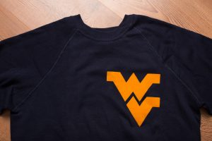 Vintage West Virginia Sweatshirt