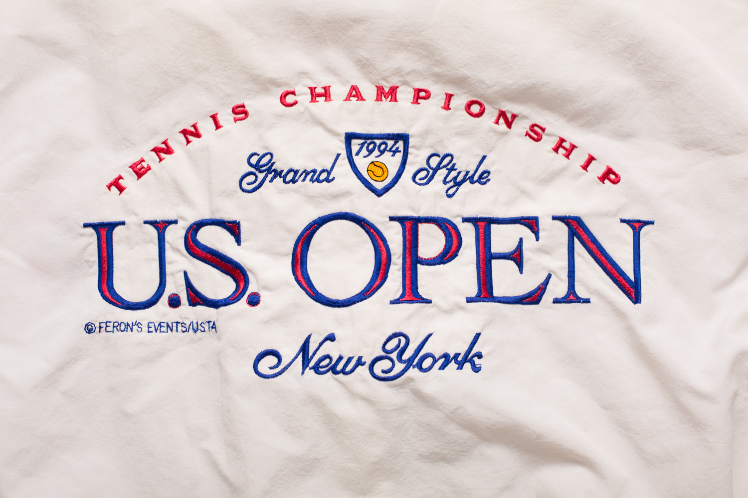 1994 US Open Tennis Jacket