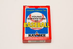 1986 Kay Bee Young Superstars Set