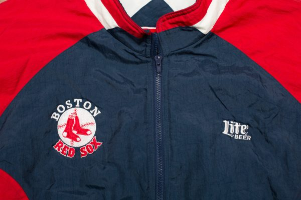 Boston Red Sox Swingster Coat