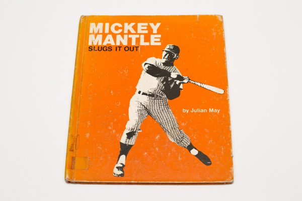 1972 Mickey Mantle Book