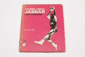 1973 Kareem Abdul Jabbar Book