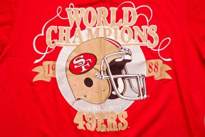 San Francisco 49ers 1988 Champs T-Shirt