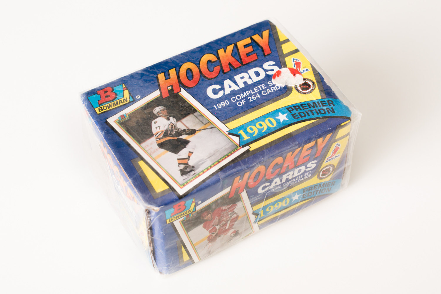 1990 Bowman Hockey Set