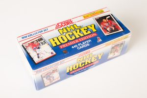 1990 Score NHL Hockey Cards Set