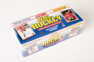 1990 Score NHL Hockey Cards Set