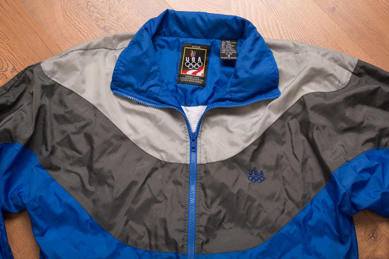 90s USA Olympics Jacket