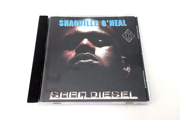 Shaq Diesel Rap Hip Hop CD