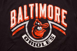 1980s Baltimore Orioles T-Shirt
