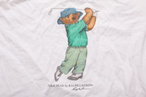 Ralph Lauren Golf Polo Bear T-Shirt