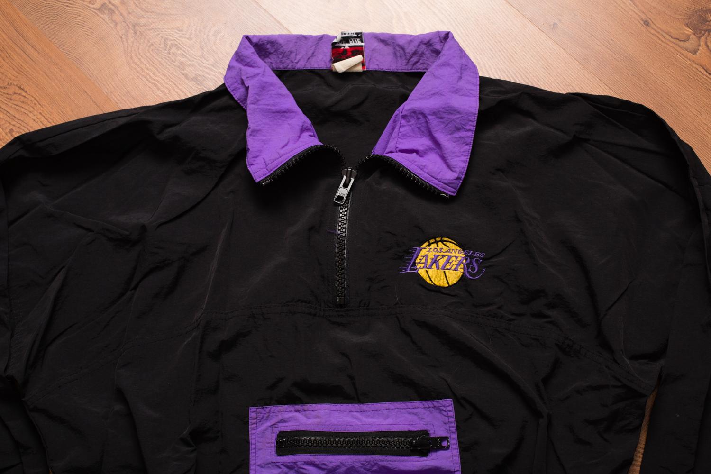 90s LA Lakers Logo Jacket