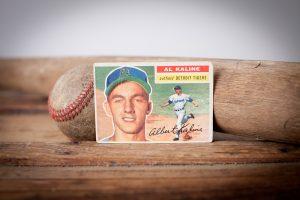 1956 Al Kaline Topps Card