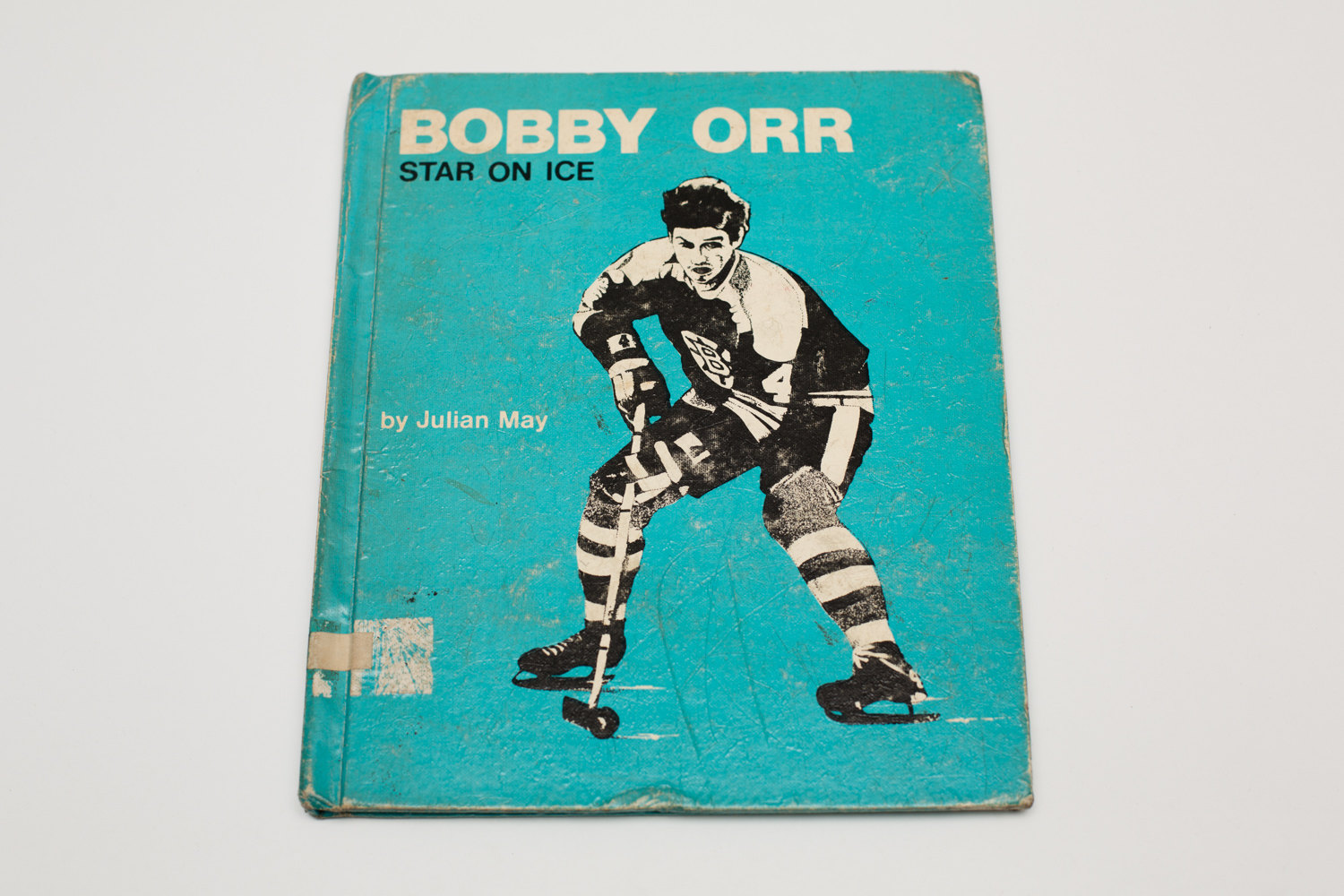 1973 Bobby Orr Biography Book