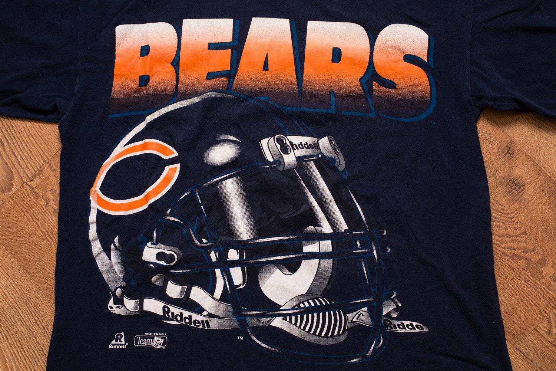 90s Chicago Bears Riddell T-Shirt