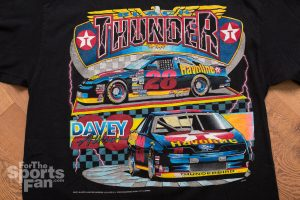 Vintage Davey Allison Havoline Texaco T-Shirt