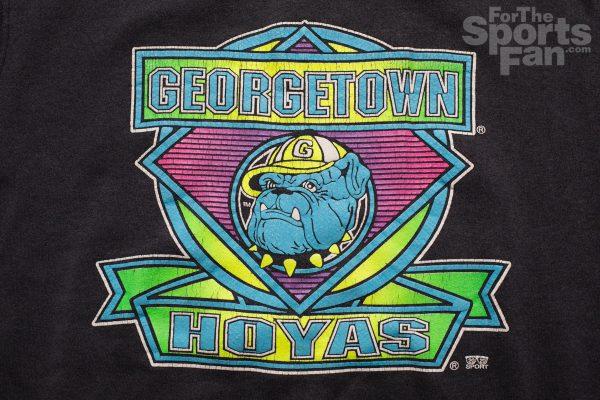 Vintage 90s Georgetown Hoyas Sweatshirt