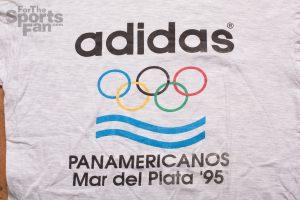 Vintage Adidas Panamericanos Olympics T-Shirt