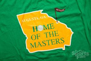 August GA Golf Masters T-Shirt