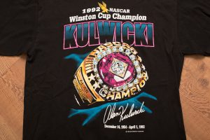 Alan Kulwicki Champion T-Shirt