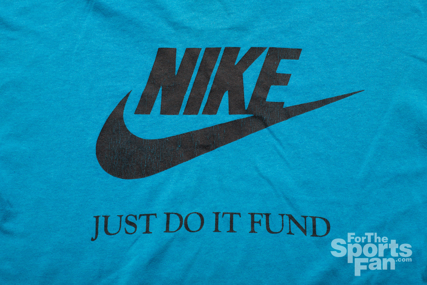 Vintage Nike T-Shirt Just Do It Fund