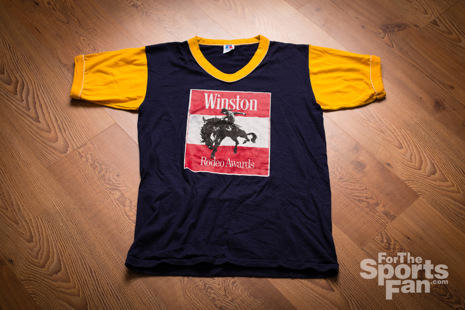 Vintage 70s Winston Rodeo Awards T-Shirt