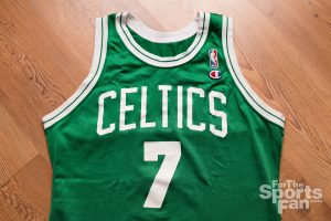 Vintage Dee Brown Boston Celtics Jersey