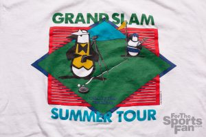 Vintage 90s Golf Grand Slam Penguins T-Shirt