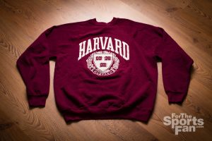 Vintage 80s Harvard University Sweatshirt