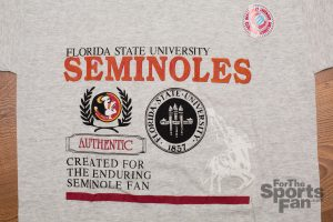 Vintage Florida State University Seminoles T-Shirt