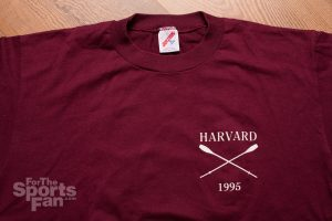 Harvard University 1995 Rowing Crew T-Shirt