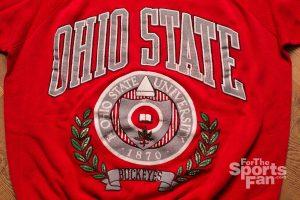 Vintage Ohio State University Buckeyes Sweatshirt
