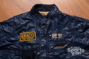 Vintage Style Auto Jacket, Kraco Racing Team