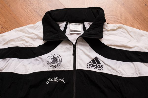 1993 Boston Marathon Adidas Jacket