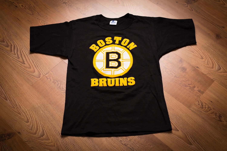 boston bruins vintage apparel