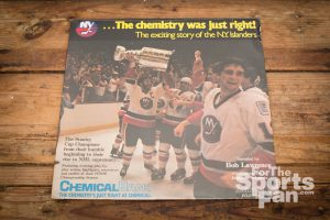 NY Islanders 1979-80 Championship LP Record Album