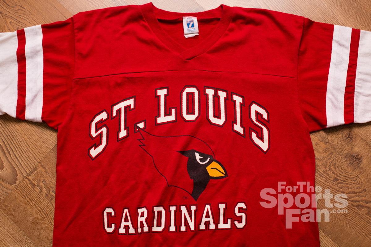 Vintage St Louis Cardinals T Shirts 105