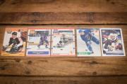 Brett Hull Hockey Cards, Vintage 90s