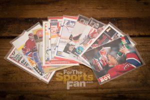 Patrick Roy Hockey Cards, Vintage 90s