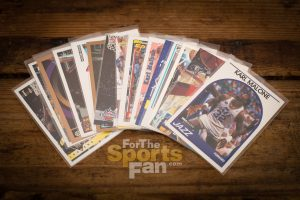 Karl Malone Basketball Cards, Vintage 80s-90s