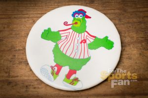 1978 Phillie Phanatic Button Pin, Philadelphia Phillies