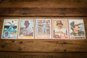 Rollie Fingers Baseball Card Lot, Vintage 70s-80s